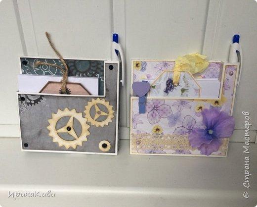 """Вот такая серия осенних открыток их набора скрап-бумаги """"Дыхание осени"""" от FLEUR-design. фото 15"""