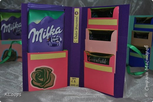 шоколадницы для учителей фото 3