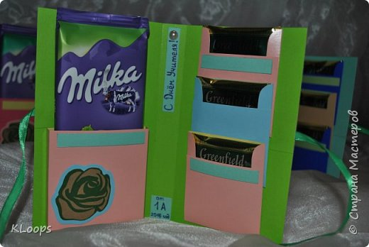 шоколадницы для учителей фото 2