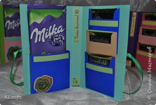 шоколадницы для учителей фото 4