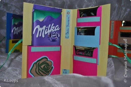 шоколадницы для учителей фото 7