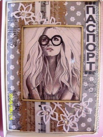 Обложка на паспорт с изображением домашнего любимца (фото) фото 3