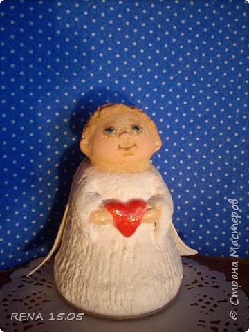 Малыш был создан в подарок. Надеюсь он будет хранить любовь в новом доме и оберегать свою новую маму. фото 5
