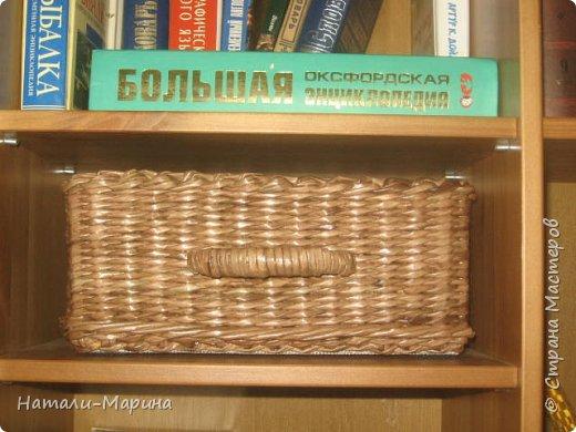 Сплелся сам собой вот такой вот короб-коробок...объем 20 литров, высота 42-45 (с крышкой),диаметр 28-32 (низ-верх), с чехлом из бязи и отделкой кружевом. фото 12