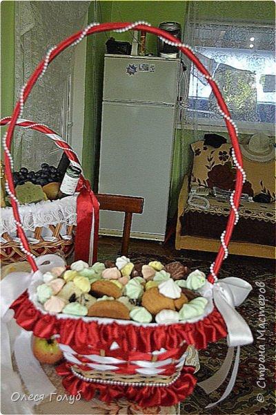 Корзины на сватовство фото 4