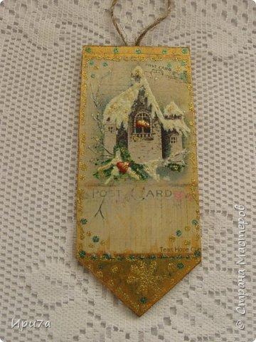 Саночки из потолочной плитки по МК Татьяны Чимбирь. фото 24