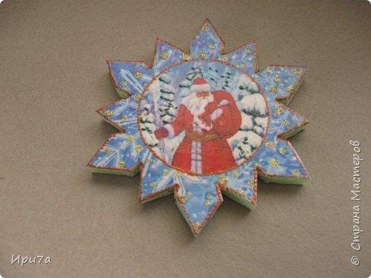 Саночки из потолочной плитки по МК Татьяны Чимбирь. фото 7
