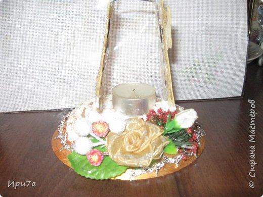 Саночки из потолочной плитки по МК Татьяны Чимбирь. фото 17