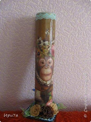 Саночки из потолочной плитки по МК Татьяны Чимбирь. фото 28