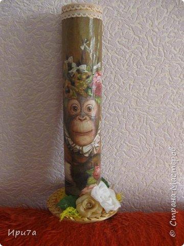 Саночки из потолочной плитки по МК Татьяны Чимбирь. фото 29