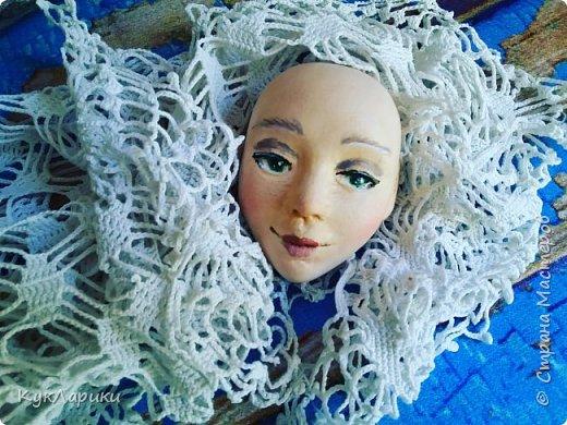 Всем Привет!Я к вам с новой куколкой!Очень славная девочка получилась! фото 6