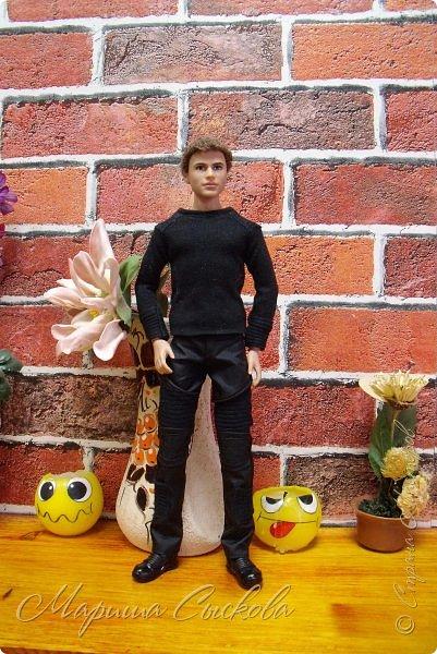 Готовились мы тут с куклами к осеннему балу)) Девчонки все в паетках!) фото 24