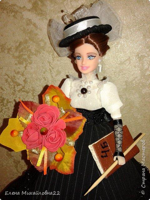 Кукла шкатулка ко Дню учителя (N49) фото 2