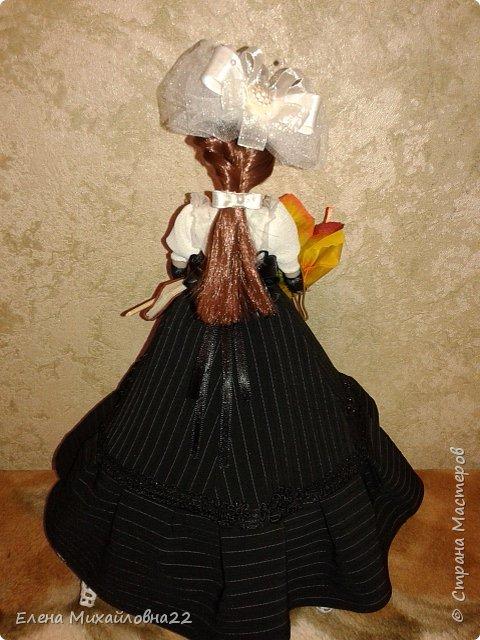 Кукла шкатулка ко Дню учителя (N49) фото 4