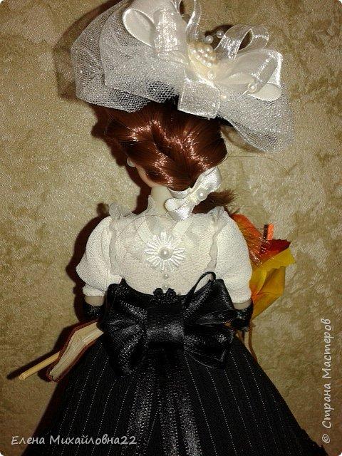 Кукла шкатулка ко Дню учителя (N49) фото 5