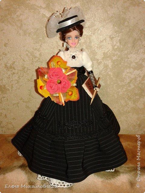 Кукла шкатулка ко Дню учителя (N49) фото 1