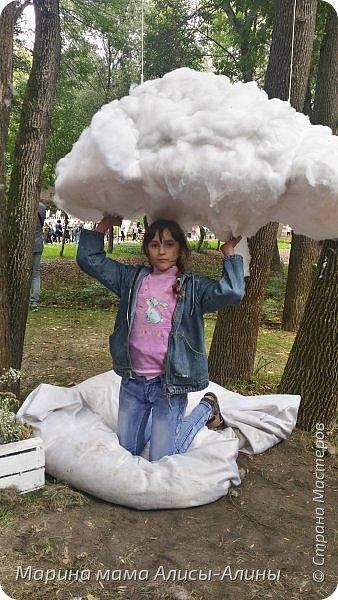 В начале сентября мы опять побывали на выставке Воронеж город сад!В этом году она была 4 дня!Очень понравилось!Мы два дня там гуляли! Самое любимое детьми-это прыгать по сену! фото 14