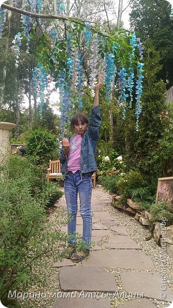 В начале сентября мы опять побывали на выставке Воронеж город сад!В этом году она была 4 дня!Очень понравилось!Мы два дня там гуляли! Самое любимое детьми-это прыгать по сену! фото 29