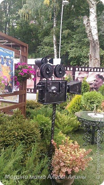 В начале сентября мы опять побывали на выставке Воронеж город сад!В этом году она была 4 дня!Очень понравилось!Мы два дня там гуляли! Самое любимое детьми-это прыгать по сену! фото 38
