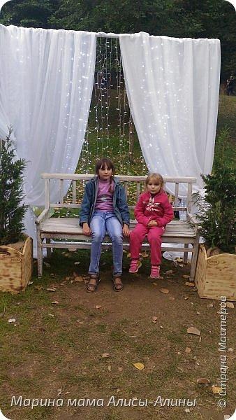 В начале сентября мы опять побывали на выставке Воронеж город сад!В этом году она была 4 дня!Очень понравилось!Мы два дня там гуляли! Самое любимое детьми-это прыгать по сену! фото 55