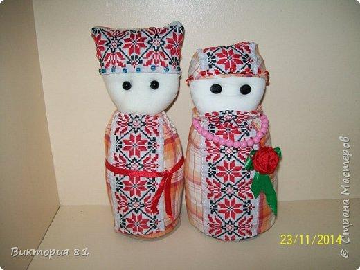 куклы мотанки-обереги фото 1