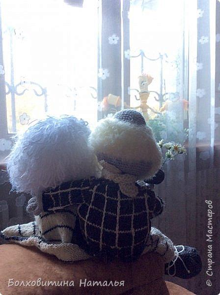 """Домовички Жиль и Ассоль из далекого Зурбагана ( """"Вокруг света"""" А. Грин) фото 11"""