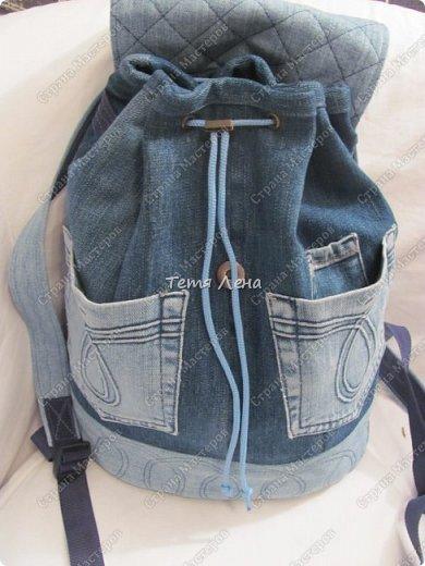 Рюкзачок (для танцовщицы) фото 2