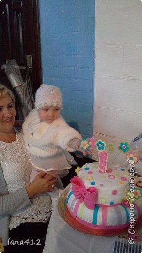 моей внучке исполнился годик!!!!!! ураааа! фото 4