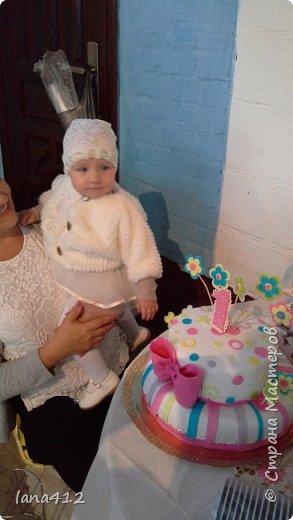 моей внучке исполнился годик!!!!!! ураааа! фото 3