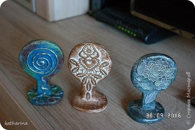Увидела эти деревья  http://stranamasterov.ru/node/616876     И захотелось попробовать . Потом может дополню . фото 8