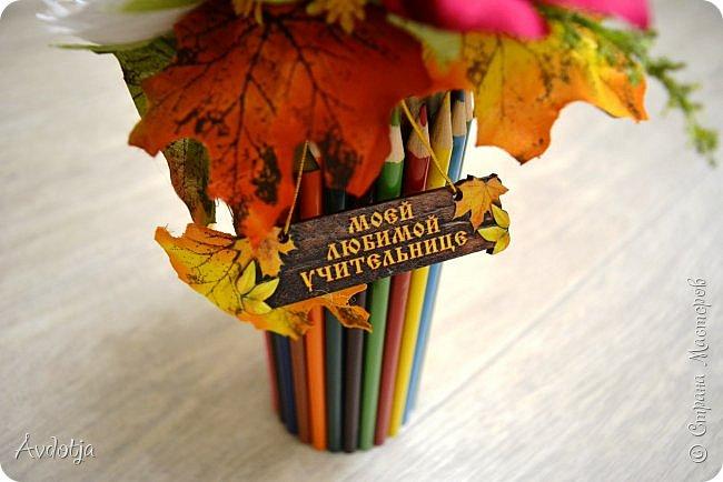 Всем здравствуйте!! У меня тоже, как у всех, наступила осень, но работ осенних не так много. Поделюсь тем, что есть. фото 7