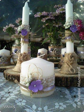 Свадебный набор из 17 предметов фото 3