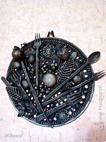 Соскучилась по черненькому. ))))))) Ключница для ключей от дома, где деньги лежат. фото 6