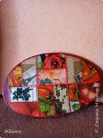 Здравствуйте, жители Страны!  Яркие краски осени вдохновили меня на изготовление этих досочек. фото 7