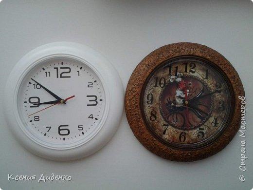 Часики с поваром фото 2