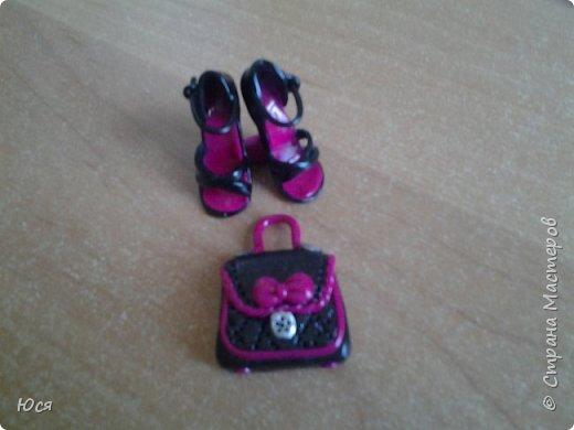 Туфельки на ножках кукол. фото 6