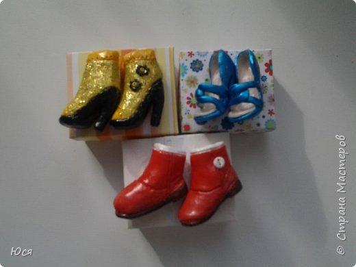Туфельки на ножках кукол. фото 4