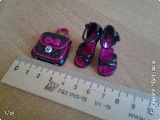Туфельки на ножках кукол. фото 8