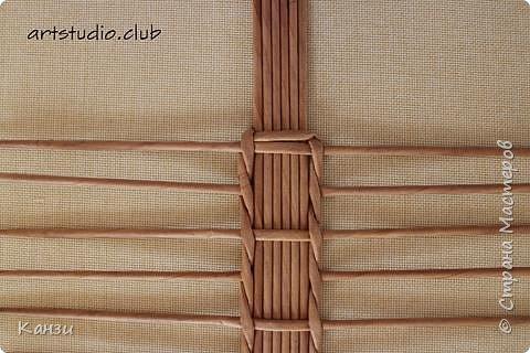 Здравствуйте, жители Страны мастеров. В своей записи http://stranamasterov.ru/node/847941 я обещала сделать мастер-класс по плетению такого башмака, как только мне понадобится его сплести. Время пришло. фото 3