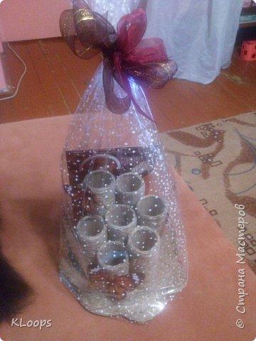 карандашница или вазочка ) для первой учительницы фото 3