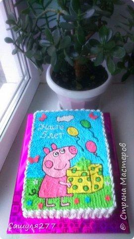 Добрый вечер, Страна. Вот мои тортики за сентябрь. 1 сентября с тортиком на школьную тему фото 2