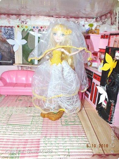 Наша Блонди Локс готовится к свадьбе! фото 2