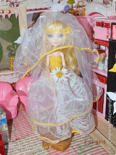 Наша Блонди Локс готовится к свадьбе! фото 1
