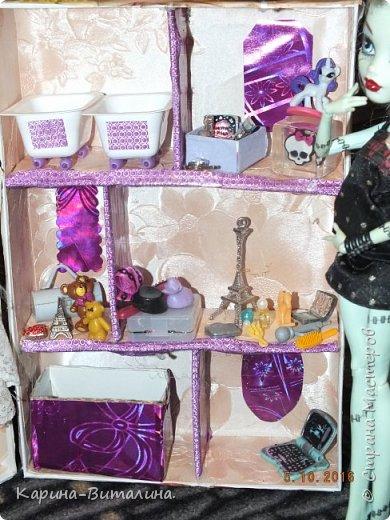 Вот такой магазин я придумала для своих монстряшек (Карина 10 лет). фото 3