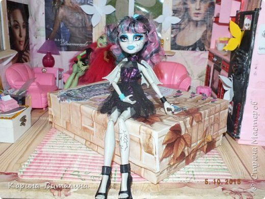 Вот такой магазин я придумала для своих монстряшек (Карина 10 лет). фото 8