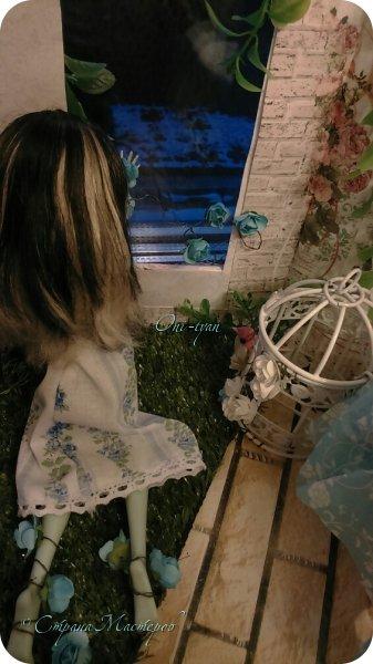 """Это 2 работа на этот конкурс.  В этот раз Ферри у меня """"королева"""" роз, все к чему она прикоснется оплетается розами>~< фото 5"""