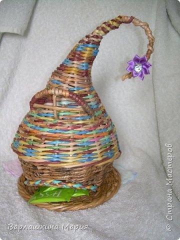 Карандашница Сова фото 2