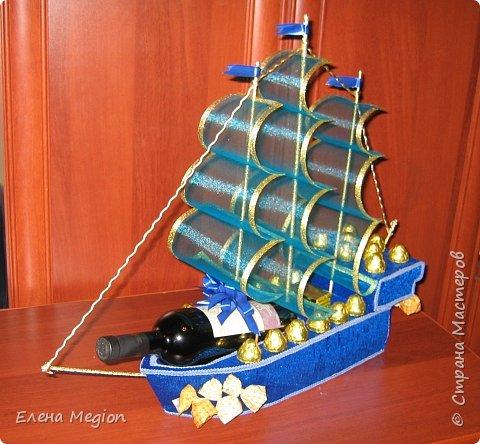 В моей скромной коллекции всего две яхты и три кораблика, но я их обожаю(от скромности не умру) фото 5
