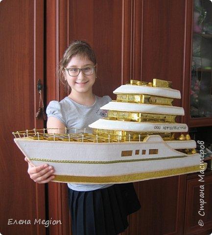 В моей скромной коллекции всего две яхты и три кораблика, но я их обожаю(от скромности не умру) фото 1