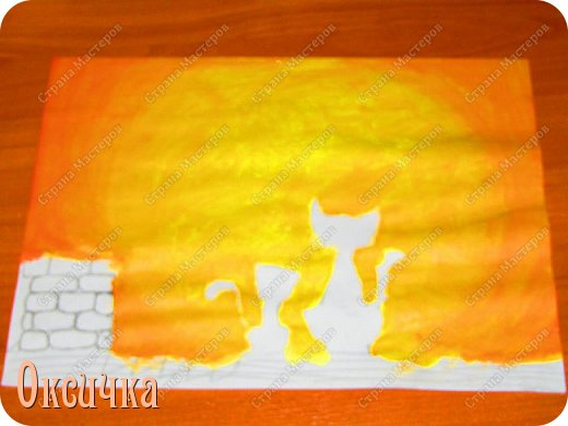 Коты на крыше фото 5